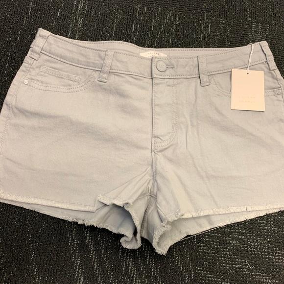 LC Lauren Conrad Pants - Lauren Conrad Brand New Jean Shorts Size 8